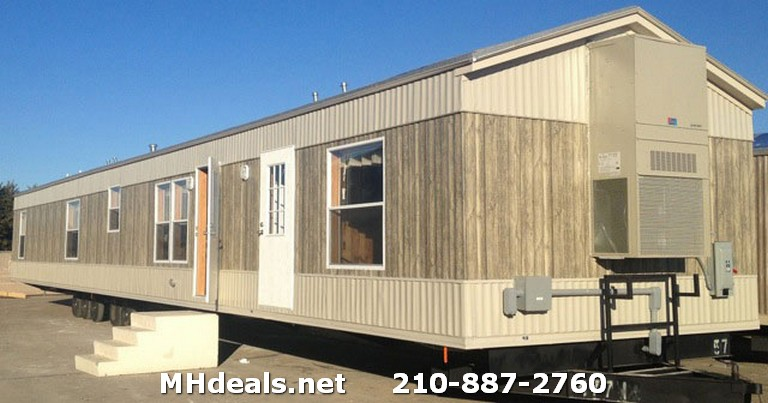Oilfield Manufactured Housing
